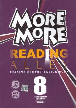 Kurmay ELT 8. Sınıf More More English Reading Alley