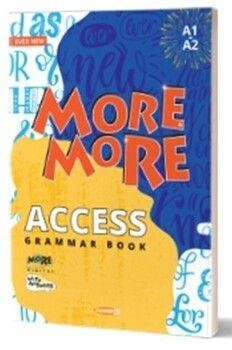 Kurmay ELT 9. Sınıf More More English Access Grammar Book