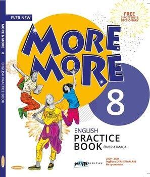 Kurmay ELT More And More 8. Sınıf Practice Book