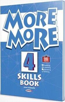 Kurmay ELT More More English Skills Book 4
