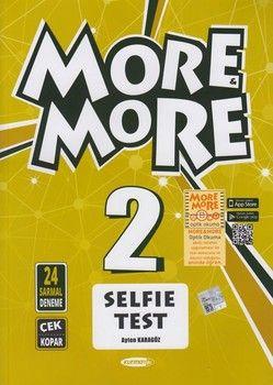 Kurmay ELT Yayınları 2. Sınıf More More Selfie Test