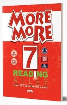 Kurmay ELT Yayınları 7. Sınıf More More Reading Alley