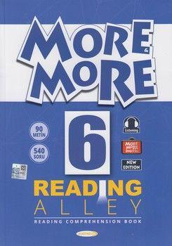 Kurmay ELT Yayınları 6. Sınıf More More Reading Alley