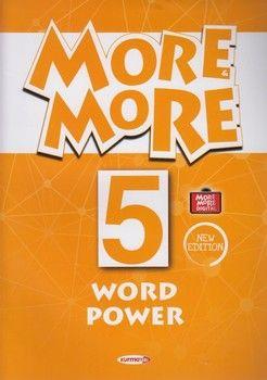 Kurmay ELT Yayınları 5. Sınıf More More Word Power