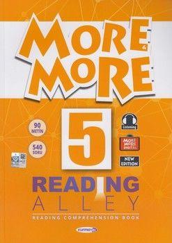 Kurmay ELT Yayınları 5. Sınıf More More Reading Alley