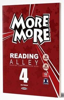Kurmay ELT Yayınları 4. Sınıf More More Reading Alley