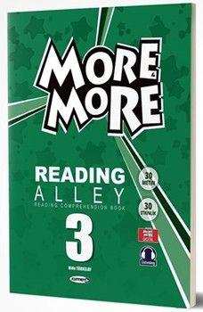 Kurmay ELT Yayınları 3. Sınıf More More Reading Alley