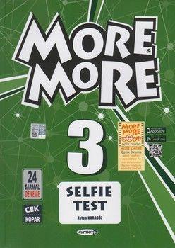 Kurmay ELT Yayınları 3. Sınıf More More Selfie Test