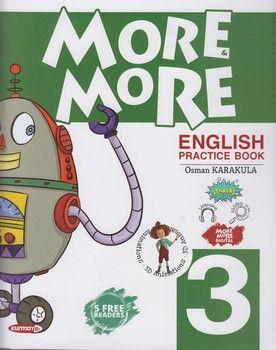 Kurmay ELT Yayınları 3. Sınıf More More English Practice Book