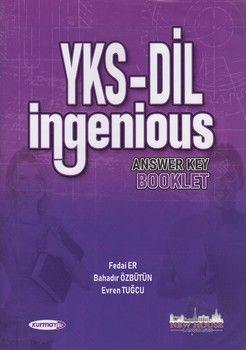 Kurmay ELT Yayınları YKS DİL Ingenious 9 Kitap Set