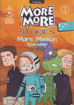 Kurmay ELT Yayınları 5. Sınıf More More Stories Hikaye Seti