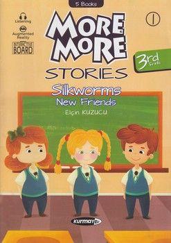 Kurmay ELT Yayınları 3. Sınıf More More Stories Hikaye Seti