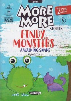 Kurmay ELT Yayınları 2. Sınıf More More Stories Hikaye Seti