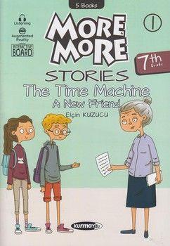 Kurmay ELT Yayınları 7. Sınıf More More Stories Hikaye Seti