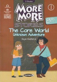 Kurmay ELT Yayınları 8. Sınıf More More Stories Hikaye Seti