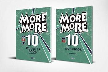 Kurmay ELT Yayınları 10. Sınıf More More Students Book Workbook