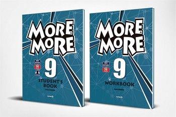 Kurmay ELT Yayınları 9. Sınıf More More Studentst Book Workbook