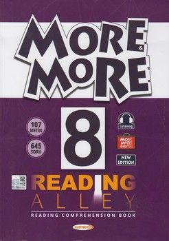 Kurmay ELT Yayınları 8. Sınıf More More Reading Alley