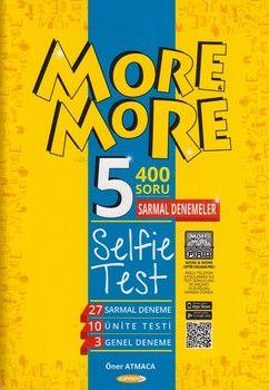 Kurmay ELT Yayınları 5. Sınıf More More Selfie Test