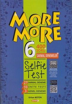 Kurmay ELT Yayınları 6. Sınıf More More Selfie Test