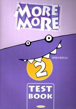 Kurmay Yayınları 2. Sınıf New More Test Book