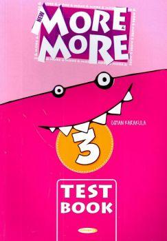 Kurmay Yayınları 3. Sınıf New More Test Book