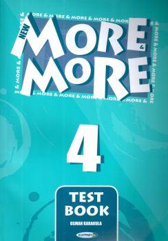 Kurmay Yayınları 4. Sınıf New More Test Book