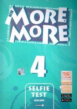 Kurmay Yayınları 4. Sınıf New More Selfie Test