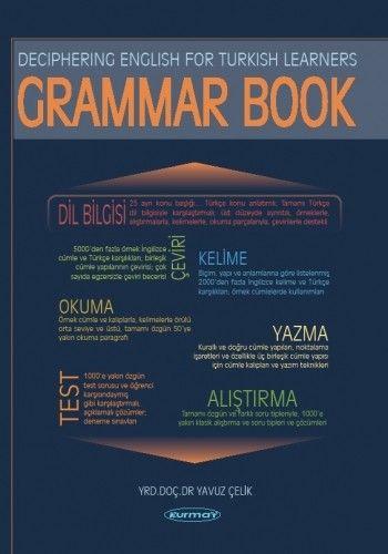 Kurmay Yayınları Grammar Book