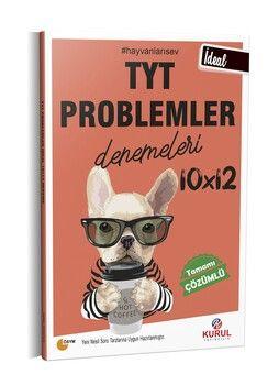 Kurul Yayıncılık Kurul TYT Problemler İdeal 10 x 12 Denemeleri