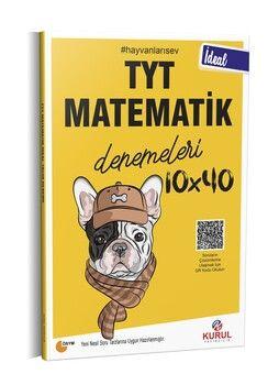Kurul Yayıncılık TYT Matematik İdeal 10 x 40 Denemeleri