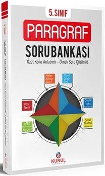 Kurul Yayıncılık5. Sınıf Paragraf Soru Bankası