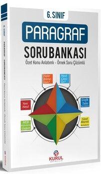 Kurul Yayıncılık6. Sınıf Paragraf Soru Bankası