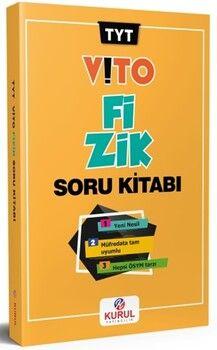 Kurul Yayıncılık TYT Vito Fizik Soru Kitabı