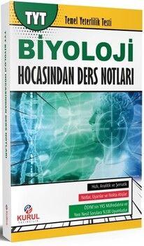 Kurul YayıncılıkTYT Biyoloji Hocasından Ders Notları