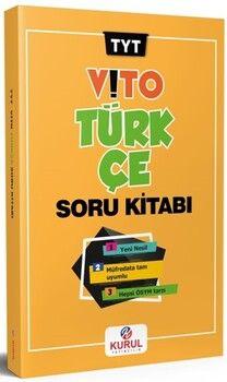 Kurul Yayıncılık TYT Vito Türkçe Soru Kitabı