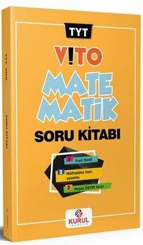 Kurul Yayıncılık TYT Vito Matematik Soru Kitabı