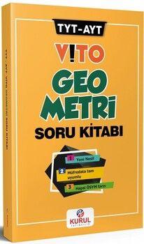 Kurul Yayıncılık TYT AYT Vito Geometri Soru Kitabı