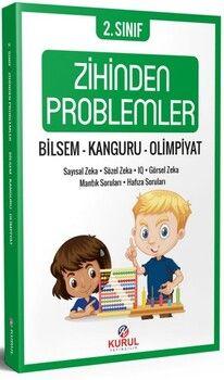 Kurul Yayıncılık2. Sınıf Zihinden Problemler