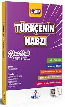 Kurul Yayıncılık 5. Sınıf Türkçenin Nabzı Yeni Nesil Soru Bankası