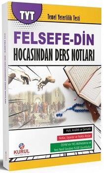 Kurul YayıncılıkTYT Felsefe Din Hocasından Ders Notları