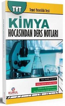 Kurul Yayıncılık TYT Kimya Hocasından Ders Notları