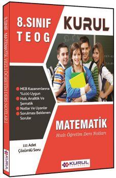 Kurul Yayınları 8. Sınıf TEOG Matematik Hızlı Öğretim Ders Notları