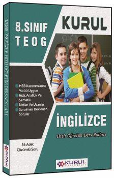 Kurul Yayınları 8. Sınıf TEOG İngilizce Hızlı Öğretim Ders Notları