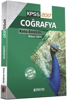 Kurultay Yayınları 2017 KPSS Coğrafya Konu Anlatımı