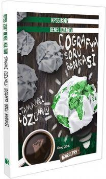 Kurultay Yayınları 2017 KPSS Genel Kültür Coğrafya Tamamı Çözümlü Soru Bankası