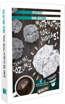 Kurultay Yayınları 2017 KPSS Genel Yetenek Matematik Soru Bankası