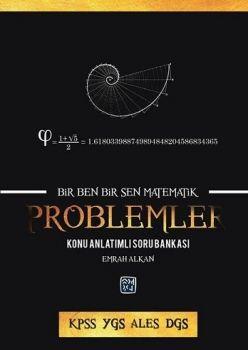 Kutlu Yayınevi Bir Sen Bir Ben Matematik Problemler Konu Anlatımlı Soru Bankası