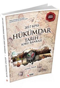 Kutup Yayıncılık KPSS 2017 Hükümdar Tarih Soru Bankası