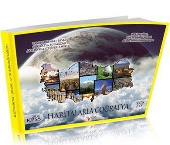 Kutup yayıncılık KPSS Haritalarla Coğrafya